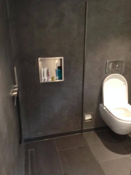 Badkamer Verbouwing Wc