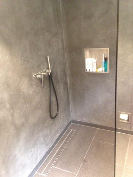 Badkamer Verbouwen Douche